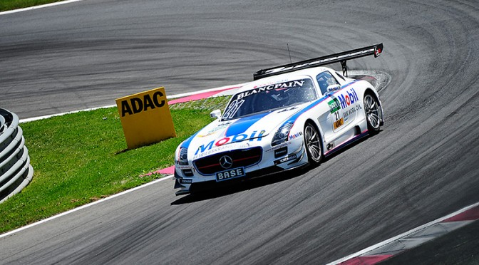 ADAC GT Masters am Red Bull Ring 2014