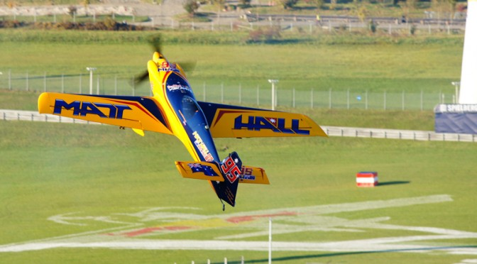 Red Bull Air Race Spielberg 2014