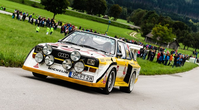 Austrian Rallye Legends 2015