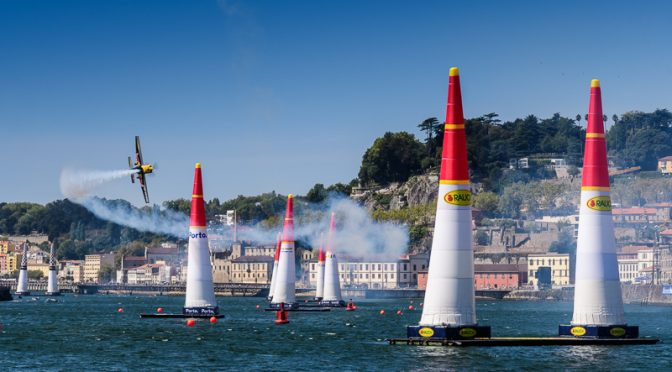 Red Bull Air Race Porto 2017