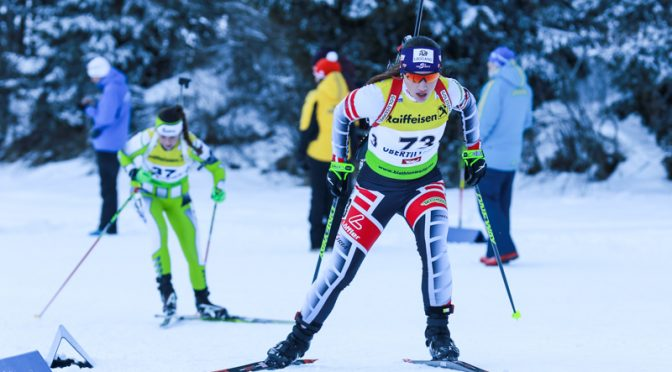 IBU Biathlon Cup Obertilliach 2017