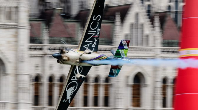 Red Bull Air Race Budapest 2018